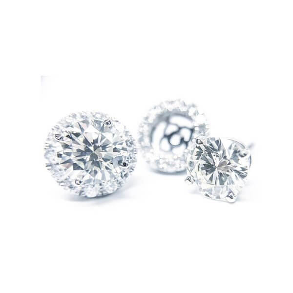 Diamond Jewellery - Earrings - Pendants - Bracelets