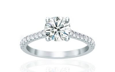 What's the Difference Between Engagement Rings and Wedding Rings?