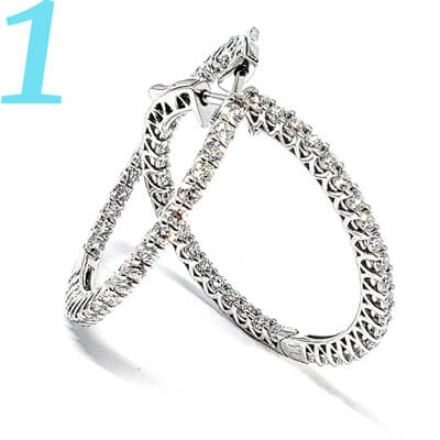 Choose Diamond Earring Style