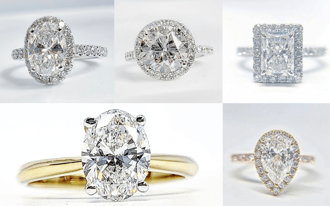 Top 5 Trending Engagement Rings Of 2018