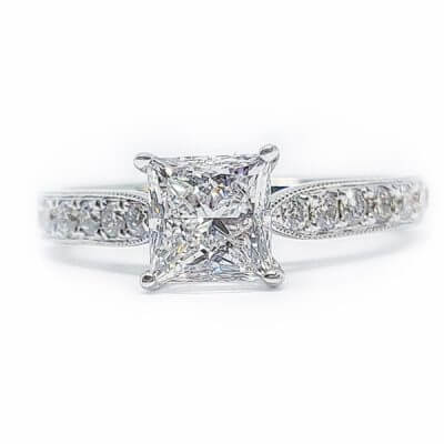 Princess Cut Diamonds Toronto
