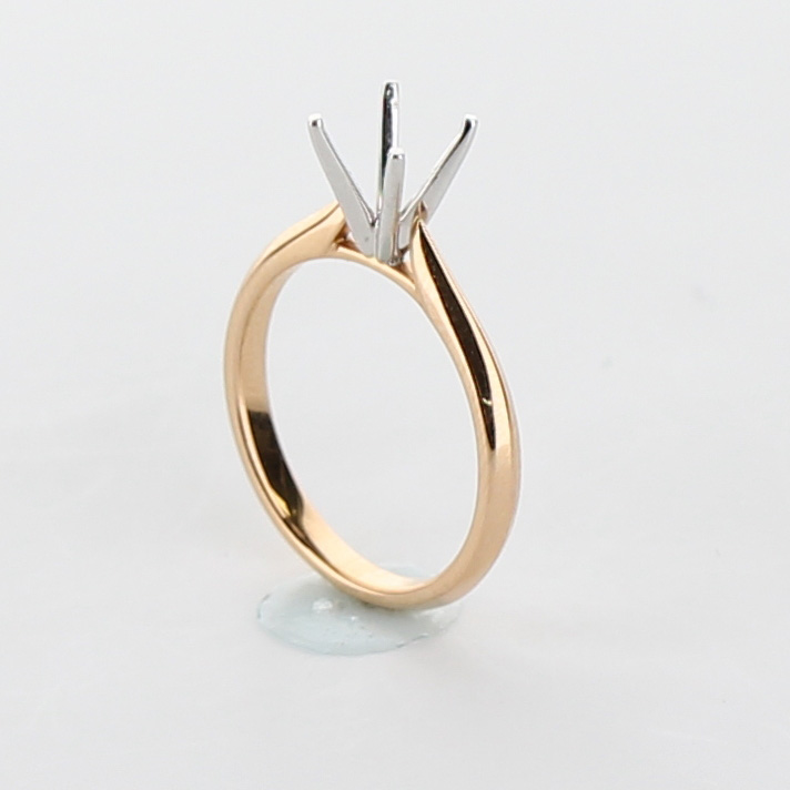 Solitaire Ring Mobile Image 1