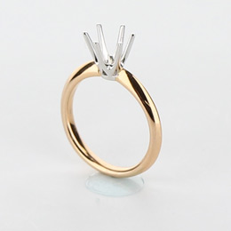 Solitaire Ring Mobile Image 2
